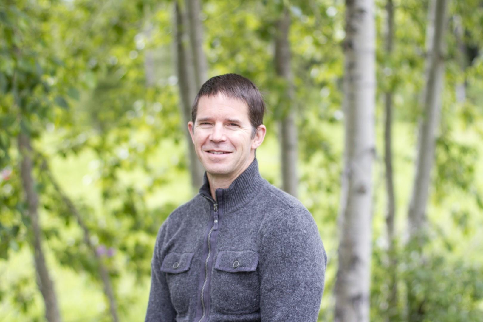 Travis Taylor, Nurse Practitioner at NIOUC, in Ponderay/Sandpoint